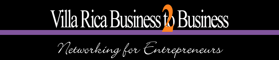 The Villa Rica Business to Business Networking Organization